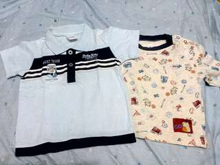 Baby Kiko Boy Shirt 1-2 y