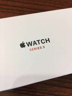 APPLE WATCH SERIES 3 (GPS + CELL) 42mm