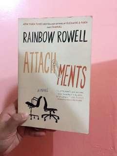 Attachments (Rainbow Rowell)