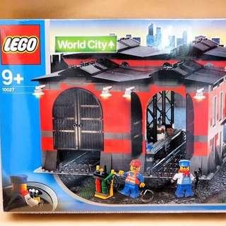 徵 全新 Lego 10027