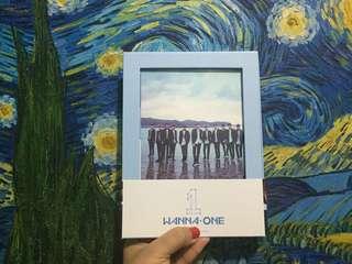 Wanna One 1st Mini Album