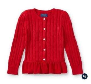 🚚 現貨 正品Polo Ralph Lauren 針織外套