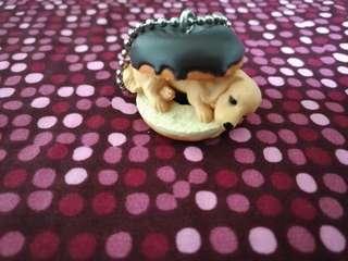 臘腸犬 點心狗 甜甜圈