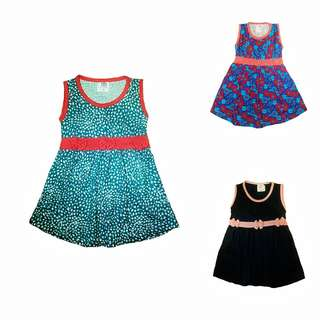 Kids Girls Summer Floral Dress (2y)