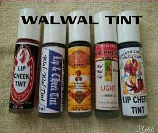 Walwal organic Liptint