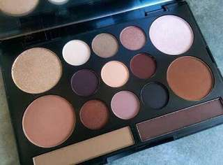 NEW NYX Love Contours All Palette