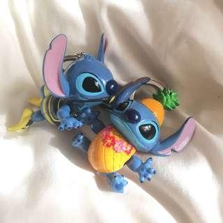 Disney Stitch Motion Kwychain