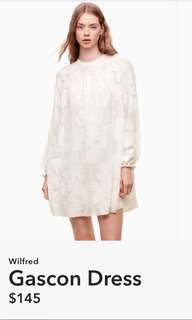 Aritzia Wilfred Gascon Dress
