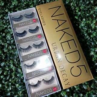 naked false eyelashes