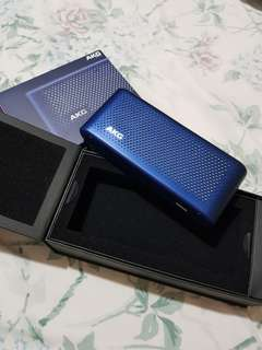 AKG s30 bluetooth speaker & powerbank