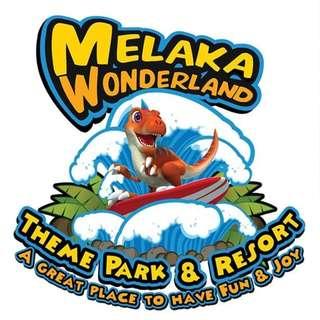Melaka Wonderland Booklet Voucher (FREE 9 ENTRANCE TICKET)
