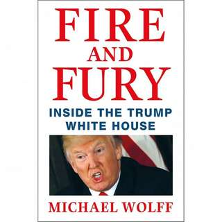 [E-BOOKS] FIRE & FURY INSIDE THE TRUMP'S WHITE HOUSE #1 BESTSELLER