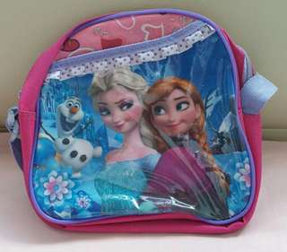 (Blessing Exchange) Preloved Frozen Sling Bag