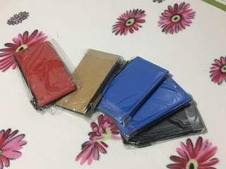 2 zipper wallet