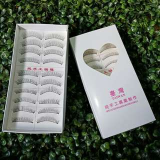 Taiwan lashes