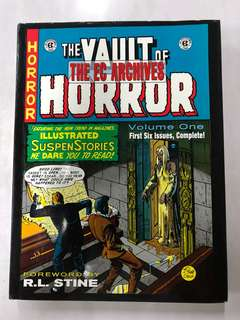The EC Archives: The Vault of Horror (Volume 1)