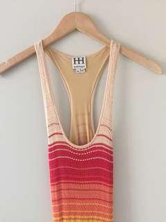 Haute Hippie maxi dress size XS