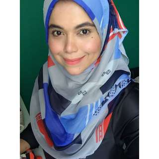 Bokitta Hijab Nautical