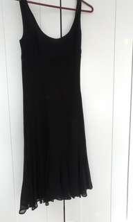 Formal, Black Dress