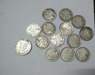Australian Silver 3pence
