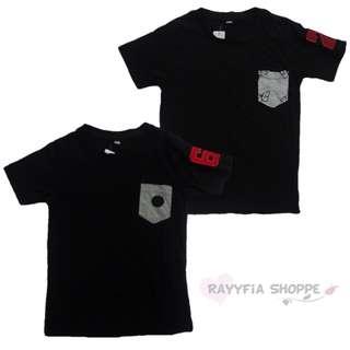 Kids Boys Girls Pocket Shirt (3y)