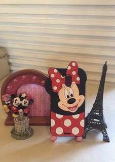Samsung J7 Plus Phone Case Minnie