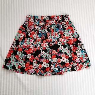 Urban Planet Floral Skirt