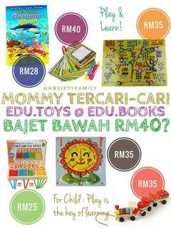 Montessori edutoys