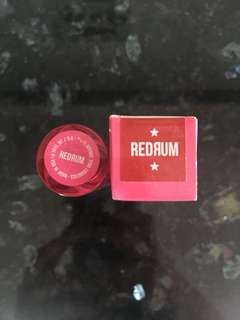 Jeffree Star liquid lipstick- Redrum and Celebrity Skin