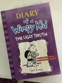 Diary Of A Wimpy Kid 1,2,3,5