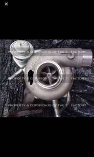 JDM Subaru Wrx Sti Spec C VF36 Twinscroll Turbo
