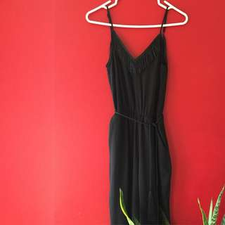 Jumpsuit (black)