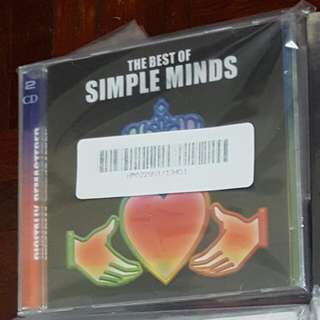 Simple Minds - The Best Of