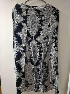 F21 Maxi Skirt (Small)