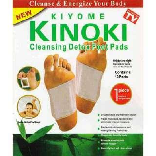 Kinoki foot pads