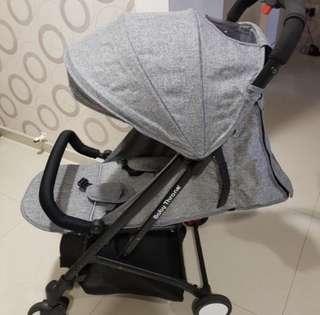 Baby Throne Cabin Stroller