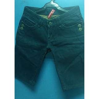 Folded & Hung Shorts