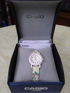 Casio Romance Flower