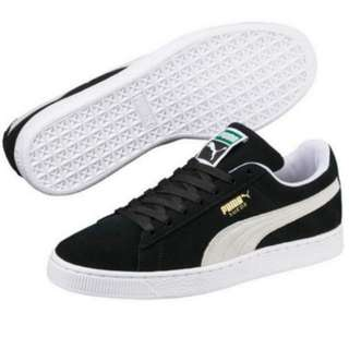 Puma Suede Classic UK4.5 Woman Shoes