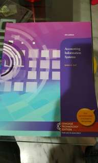 Accounting Infomation Systems AIS TP