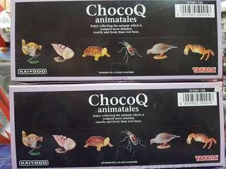 ( 巧克力 Q ) 海洋堂 - 日本動物 09