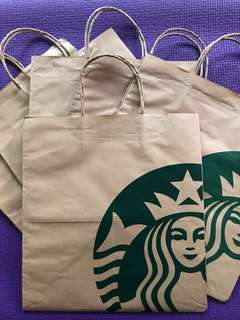 Starbucks Paperbag