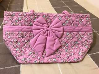 🚚 [NaRaYa]粉紅大象曼谷包