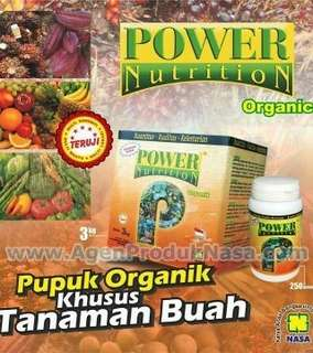 Power nutrition organik 3 kg