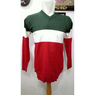 Sweater Rajut Pria - Murah!