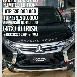 MITSUBISHI PAJERO ROCKFORD LIMITED EDITION
