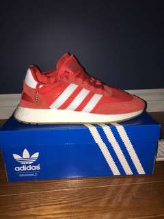 Adidas Iniki Runner (Red)