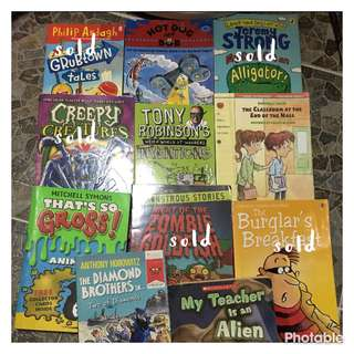 2 for $5: Sale children book titles