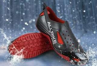 Sepatu Motor All Bike Ap Boots Hujan / ALLBIKE ORIGINAL