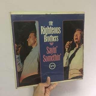 Righteous Brothers Vinyl LP